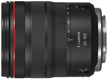 Canon RF 24-105mm f/4 L IS USM, nuno dei migliori obiettivi per mirrorless full frame EOS R