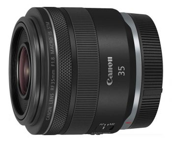 Canon RF 35mm f/1,8 Macro