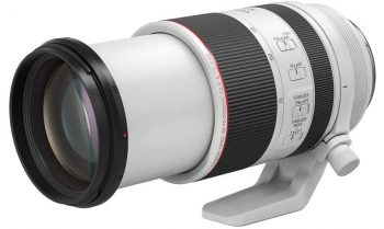 Teleobiettivo Canon RF 70-200 f/2,8, uno dei migliori obiettivi per mirrorless full frame