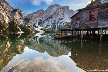 fotografia paesaggistica realizzata con una focale grandangolare