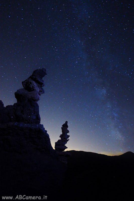 come fotografare cielo stellato