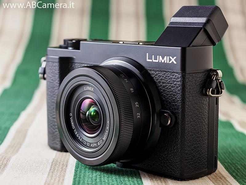 fotocamera mirrorless panasonic gx9