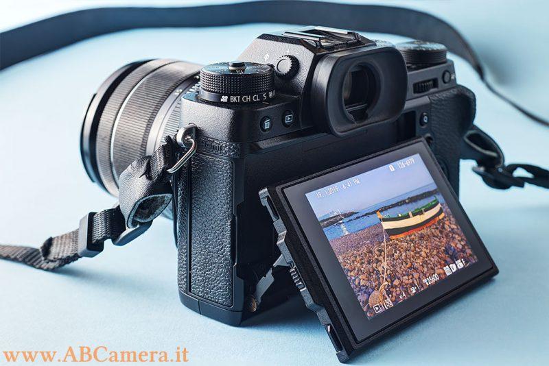 Fujifilm X-t2, fotocamera oggetto di questa recensione