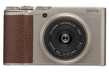 fotocamera compatta fujifilm xf10