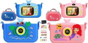 macchina fotografica per bambini di 3 anni Luclay