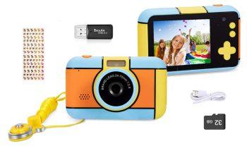 Una delle migliori fotocamere per bambini di 6-8 anni