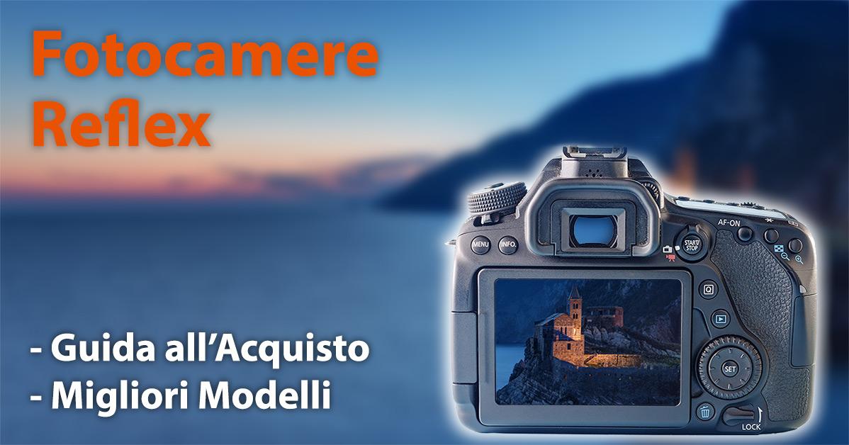 c569ab4f59c107 Migliori Fotocamere Reflex 2019 - Guida alla Scelta - ABC Camera