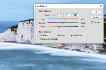 regolazione dei colori per migliorare unafoto con photoshop