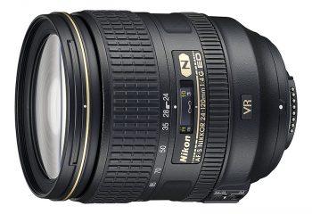 Nikon 24-120mm: uno dei migliori obiettivi per reflex full frame