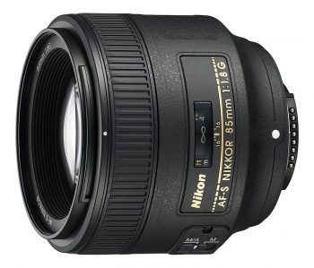Obiettivo Nikon 85mm f/1,8 G