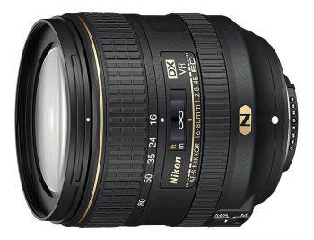 Nikkor 16-80mm, il miglior obiettivo zoom standard per reflex Nikon DX