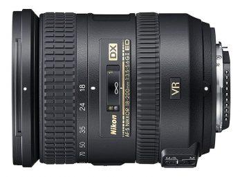 superzoom Nikkor 18-200mm: uno fra i migliori obiettivi Nikon per reflex DX