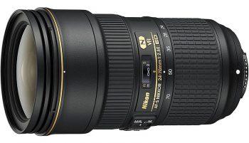 Nikkor 24-70mm f/2,8: il miglior obiettivo standard per Nikon FX