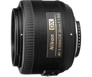 Obiettivo da ritratti Nikon 35mm f/1,8 DX