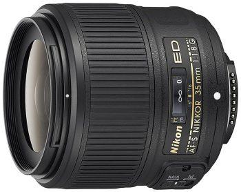 Nikkor 35mm f/1,8: un obiettivo per ritratti ambientati