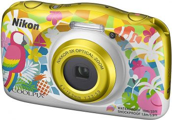fotocamera per bambini Nikon Coolpix W150