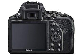 display della nikon d3500
