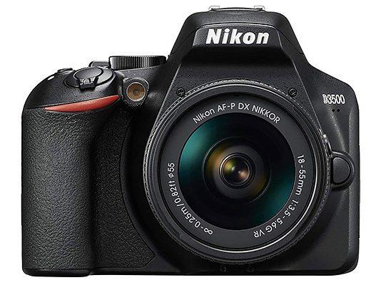 Nikon D3500: la miglior reflex per iniziare