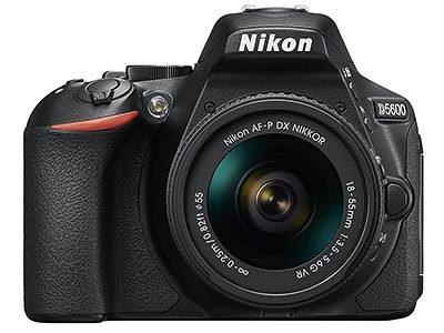 Nikon D5600, una delle migliori reflex in commercio