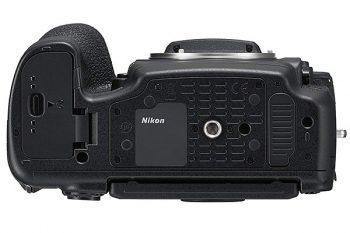 parte inferiore della nikon d850