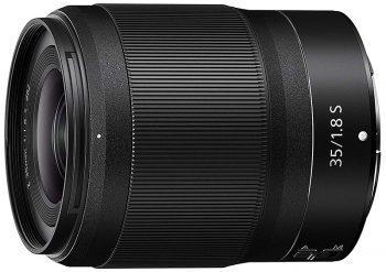 Nikkor Z 35mm f/1,8: obiettivo Nikon per Ritratti compatibile con fotocamere mirrorless