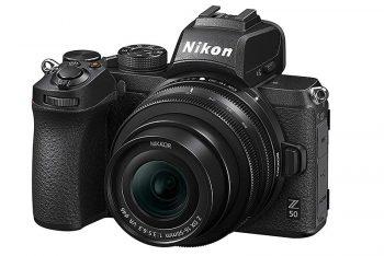 mirrorless Nikon Z50
