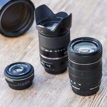 obbiettivi fotografici