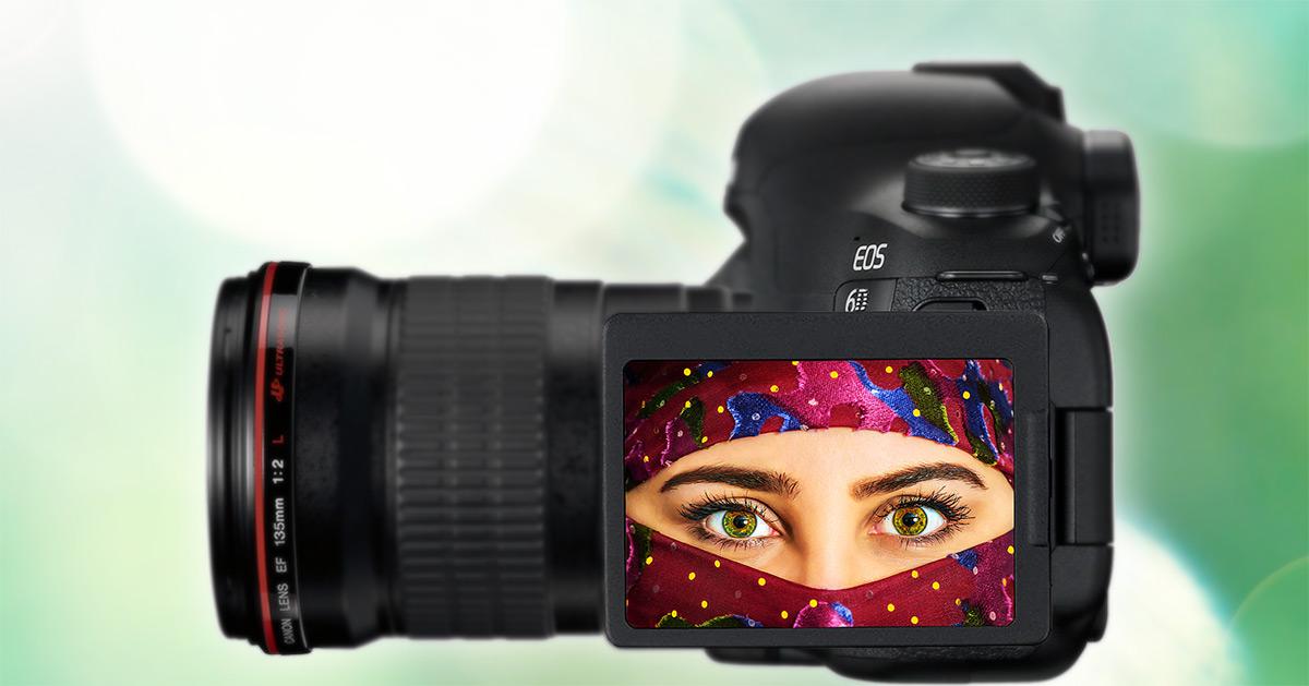 obiettivi canon per ritratti