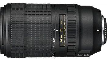 Teleobiettivo Nikon 70-300mm f/4,5-5,6