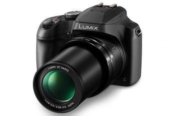 panasonic lumix fz82 obiettivo