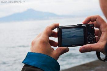 una fotocamera compatta