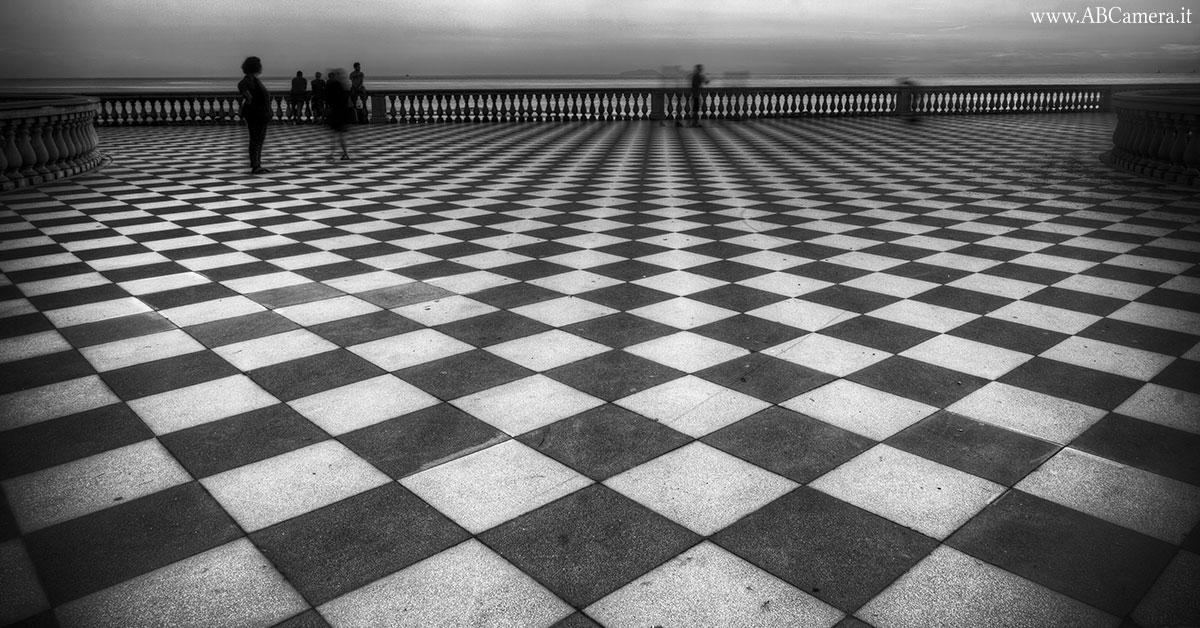 uso della prospettiva in fotografia