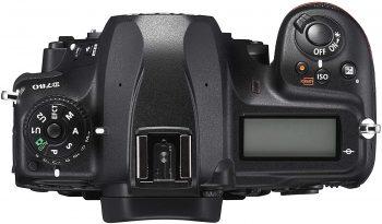 parte superiore della Nikon D780