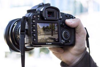 foto di una reflex amatoriale per principianti