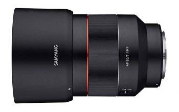 Samyang AF 85mm f/1,4
