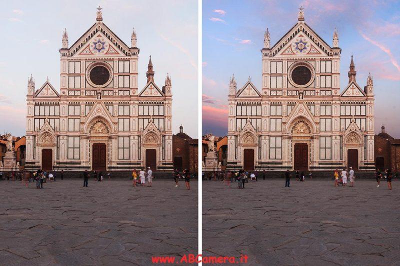 Come scurire il cielo con Photoshop