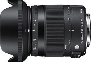 sigma 18-200mm, uno dei migliori obiettivi tuttofare per Canon