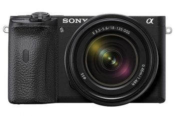 fotocamera mirrorless Sony Alpha 6600