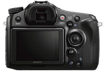 retro della Sony Alpha 68