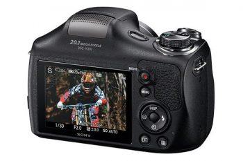 sony h300 display
