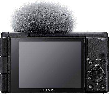 retro della Fotocamera compatta Sony ZV1