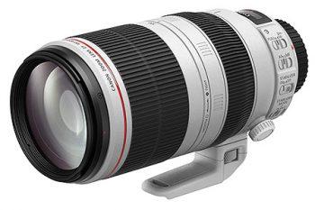 teleobiettivo Canon 100-400mm f/4-5,6 serie l