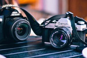 tipi di fotocamere