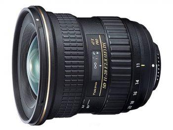 grandangolo per Canon Tokina 11-20
