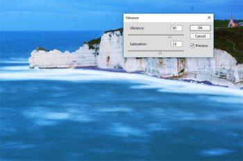 aumentare la saturazione per migliorare una foto con photoshop